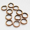 6mm Split Rings