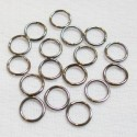 6mm Closed Rings